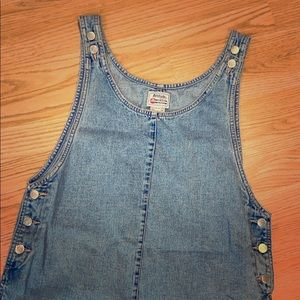Vintage denim jumper